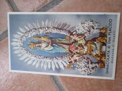 Immacolata Di DON PLACIDO Madonna Di NapoliEdizione Rinaldini - Andachtsbilder