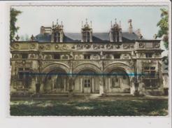 CPSM Grand Format - NOGENT SUR OISE - Facade Renaissance Du Palais De Sarcus Construit Sou Francois 1 Er - Nogent Sur Oise