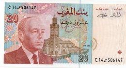 Morocco P 68 - 20 Dirhams 2005 - UNC - Marocco