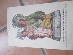 Immagine S.ANNA Venerata Chiesa S.Anna A Marconiglio NAPOLI - Devotion Images