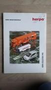 HERPA - Katalog Von 1998 - Mit Der Gesamten Kollektion - Literatur & DVD