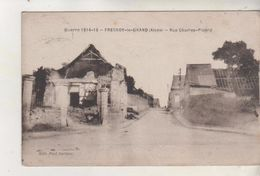 FRESNOY Le GRAND - Rue Charles Picard - Carte Rare - Andere Gemeenten