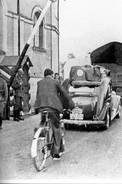 WW2 - Ligne De Démarcation - Poste De Saint-Aignan-sur-Cher - 1939-45
