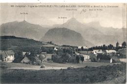 ****  38 ****  St NIZIER - Ligne De Grenoble à Villars De Lans - Neuve Excellent état - France