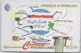 ANTIGUA & BARBUDA - MY VSION OF THE INTERNET - 177CATC - Antigua And Barbuda