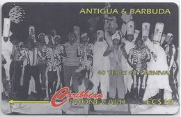 ANTIGUA & BARBUDA - SKELLI HOPPERS AND LONG GHOST TROUPE - 181CATA - Antigua And Barbuda