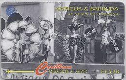 ANTIGUA & BARBUDA - CARNIVAL QUEEN CONTESTANTS - 181CATD - Antigua And Barbuda
