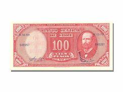 CHILE 100 PESOS (10 CONDORES) PICK 122 1958-59 UNC - Cile