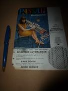 1957  Documentation Pour Machine à Tricoter PASSAP DUOMATIQUE Chez Boutry & Cie - Autres Appareils