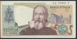 °°° ITALIA - 2000 LIRE G. MARCONI 24/10/1983 SERIE ZA QFDS/aUNC °°° - 2000 Lire