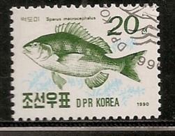 CORE OBLITERE - Corée (...-1945)