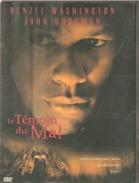 DVD  Le Témoin  Du  Mal  De  Denzel  Washington  &  John  Goodman - Crime