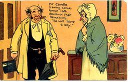 COMIC - TOM BROWNE  SERIES 2570 - MR CAUDLE Com363 - Comics