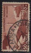 1934 Colonie Emissioni Generali Calcio 50 C. P.a. US - Emissions Générales