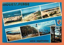 A615 / 129  40 - MOLIETS Multivues - Francia
