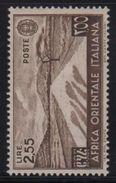 1938 AOI Africa Orientale Italiana 2,55 L. MNH - Africa Orientale Italiana