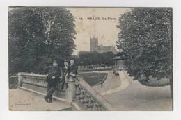 Meaux - Seine Et Marne - La Place - 1910 - Meaux