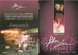 """DVD   Music - Hall   """" Magic  Folies   -  Les Folies  Du  Lac   (  Revue De  2005 / 2006  )  Vintage  Et  Rare - DVD"""