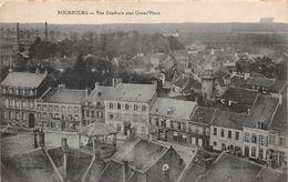 ¤¤  -   BOURBOURG   -  Vue Générale Avec Grand'Place  -  ¤¤ - Francia