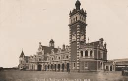 Dunedin -Railway Station .( F.G.R.. 189 )   - Scan Recto- Verso - New Zealand