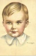 Kind Enfant Child Mariapia 21378/1 - 1958 - Portretten