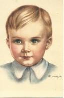 Kind Enfant Child Mariapia 21378/1 - Portretten