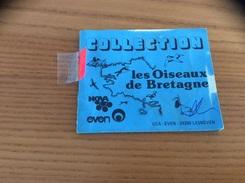 Livret 16 Pages Collector Chromo NOVA Even «les Oiseaux De Bretagne» (10 Images Sur 16) - Chromos
