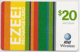 ANTIGUA & BARBUDA - EZEE RECHARGE CARD - Antigua And Barbuda