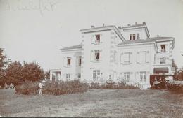 Dieulefit (Drôme) - Château De Réjaubert - Vieille Voiture, Jardinier - Edition Société J. Jougla Paris - Dieulefit