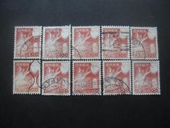 JAPON N°539 X 10 Oblitéré - Collections, Lots & Séries