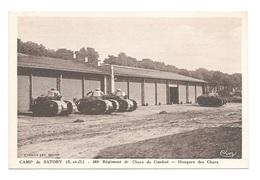 (17638-00) Camp De Satory - 503e Régiment De Chars De Combat - Hangars Des Chars - Casernes