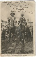 CHILE Costumbres Chilenas Arrieros Mattensohn & Grimm 1912 - Chile