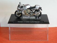 MOTO 1/24 > Voxan V1000 Café Racer (sous Vitrine) - Motorcycles