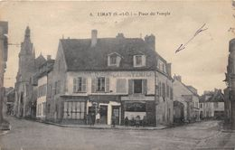 LIMAY - Place Du Temple - Limay