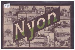 DISTRICT DE NYON - NYON - TB - VD Vaud
