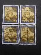 JAPON N°1728 X 4 Oblitéré - Japon