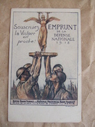 Emprunt 1918 Lloyds Bank Paris - Guerre 14-18 - Guerra 1914-18