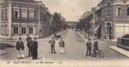 59- Hazebrouck  La Rue Nationale - Hazebrouck