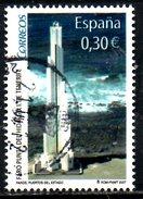 ESPAGNE. N°3953-4 Oblitérés De 2007. Phares. - Phares