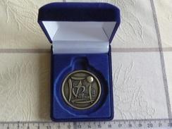 Médaille En Bronze De La Ligue Du Nord Pas De Calais De Football - Dans Son écrin - Professionals / Firms