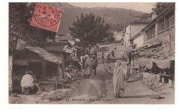 Algérie . Bejaia . Bougie . Une Rue Arabe - Réf. N°5439 - - Bejaia (Bougie)