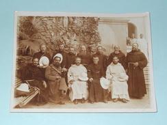 MISSIONARISSEN - PATERS Zendelingen A/h Klooster Te PORT SAID Anno 1923 ( Zie Foto's Voor Detail ) ! - Afrique