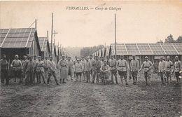VERSAILLES - Camp De Glatigny - Militaria - Versailles