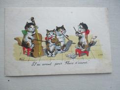 CPA GERMAINE BOURET CARTE POSTALE - Bouret, Germaine