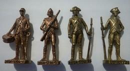 Kinder Métal - Metal Figurines