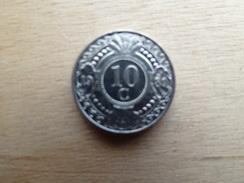 Antilles  Neerlandaises    10  Cents  1989  Km 34 - Netherland Antilles