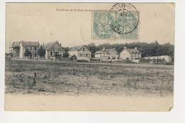 Environs De La Gare De Garancière Près De La Queue - 1906 - France