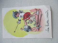 IMAGE GERMAINE BOURET 10 X 7 CM - Bouret, Germaine