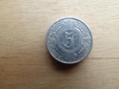 Antilles  Neerlandaises    5  Cents  1998  Km 33 - Antillen (Niederländische)
