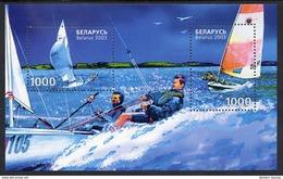 BELARUS 2003 Sailing Block MNH / **.  Michel Block 32 - Belarus